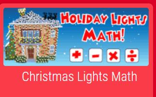 maths christmas