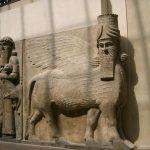 Toro alado asirio (Museo del Louvre)