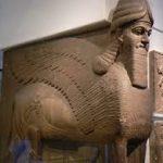 Toro alado asirio (British Museum)